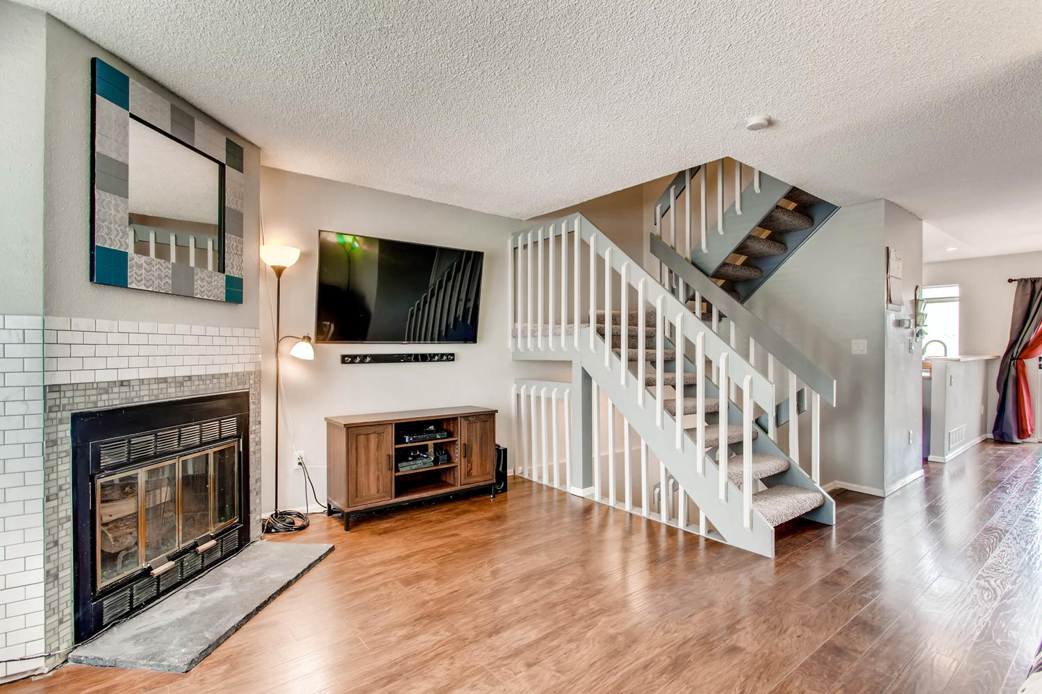 Bright and Beautiful Littleton Townhome