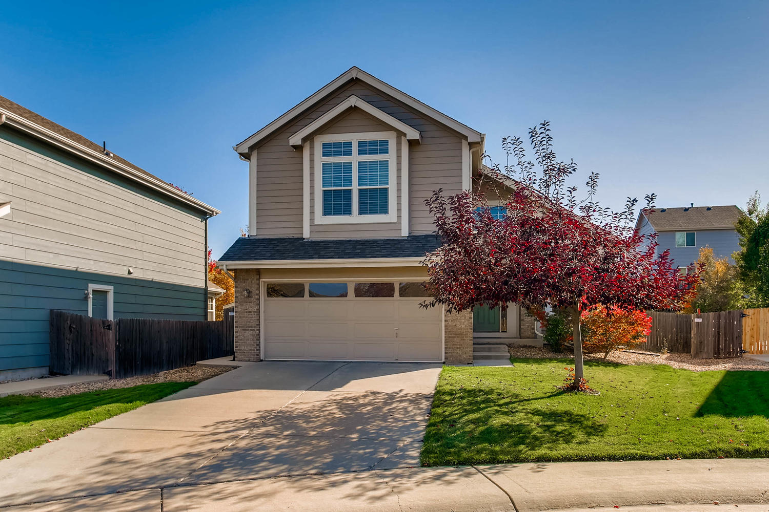 Charming Single-Family Home in Parker